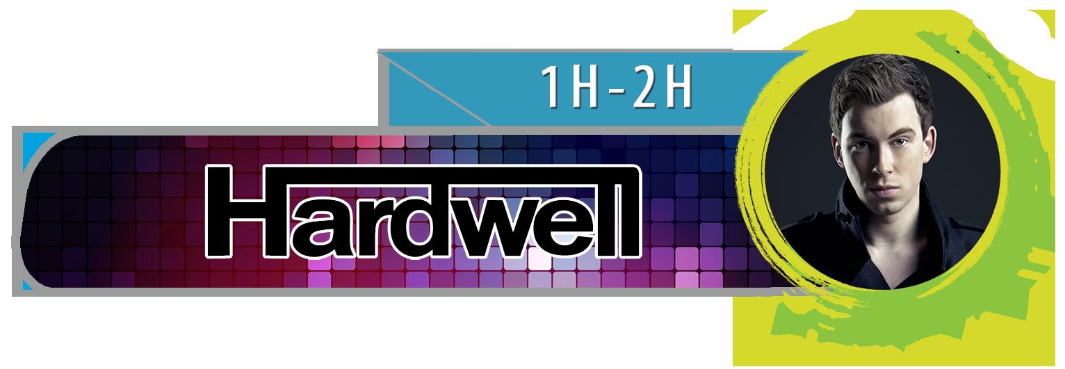Bandeau DJ Hardwell
