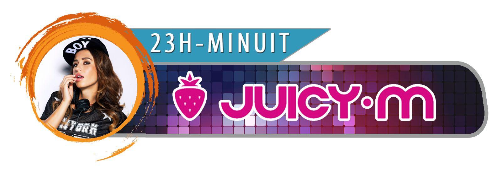 Bandeau DJ Juicy M