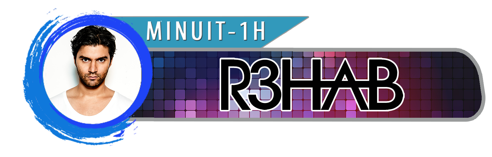 Bandeau DJ R3HAB