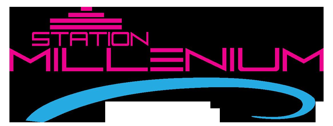 Logo Millenium Neutre