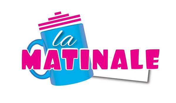 plaquette logo La Matinale