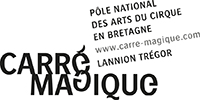 Logo Carré magique 2011 - COURT