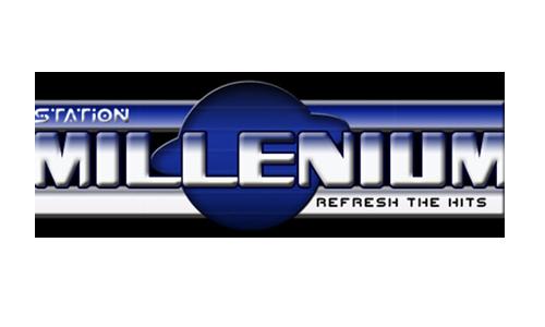 Logo Millenium (2003-2006)