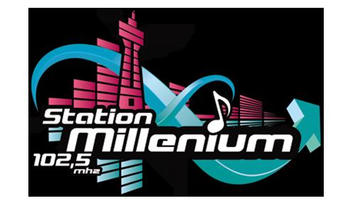 Logo Millenium (2011-2012)