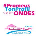 #PromeusTonProfilSurLesOndes